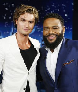 CHASE STOKES, ANTHONY ANDERSON