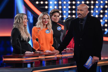 TEDDI MELLENCAMP, DORIT KEMSLEY, LISA RINNA, STEVE HARVEY