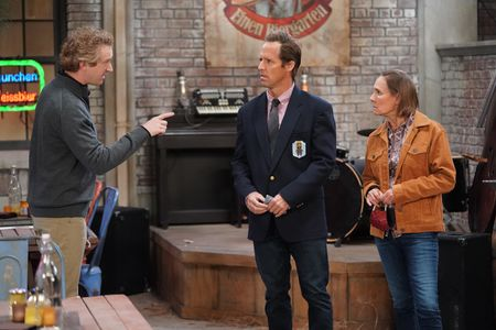 CHRISTOPHER WALLINGER, NAT FAXON, LAURIE METCALF