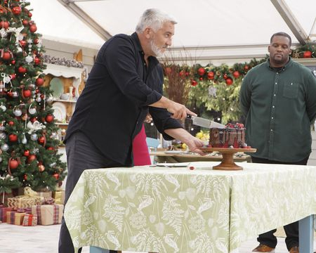 "PAUL HOLLYWOOD, ANTHONY ""SPICE"" ADAMS"