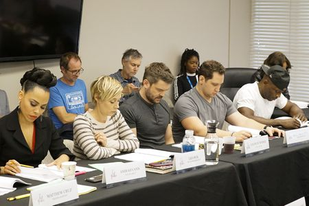 AMIRAH VANN, LIZA WEIL, CHARLIE WEBER, MATT MCGORRY, BILLY BROWN