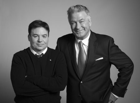 MIKE MEYERS, ALEC BALDWIN