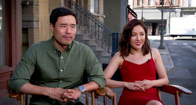"04. Constance Wu and Randall Park, ""Fresh Off the Boat"" On being part of the TGIF tradition"