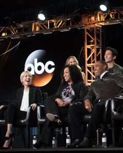 BETSY BEERS (EXECUTIVE PRODUCER), SHONDA RHIMES (EXECUTIVE PRODUCER), DANIELLE SAVRE, JASON GEORGE,  JAY HAYDEN