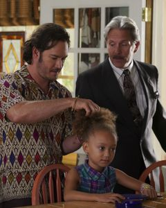 MARK-PAUL GOSSELAAR, MYKAL-MICHELLE HARRIS, GARY COLE