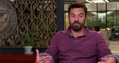 "08. Jake Johnson, ""Grey McConnell"", On why he wanted to be a part of the show"