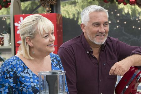 SHERRY YARD, PAUL HOLLYWOOD