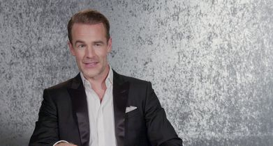 54. James Van Der Beek, Celebrity, On preparing for the show