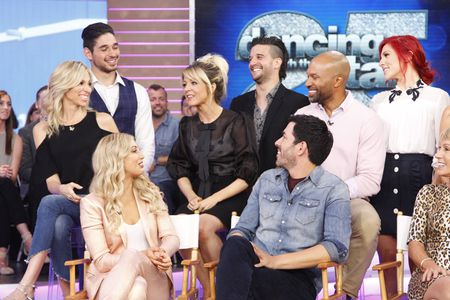DEBBIE GIBSON, ALAN BERSTEDREW SCOTT, LINDSEY STIRLING, MARK BALLAS, EMMA SLATER, DEREK FISHER, SHARNA BURGESS, NIKKI BELLA, BARBARA CORCORAN