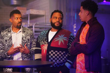 DEON COLE, ANTHONY ANDERSON, MARCUS SCRIBNER