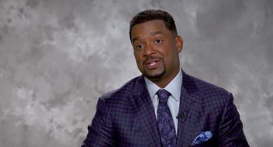 05.	Alfonso Ribeiro, Host, On his favorite video