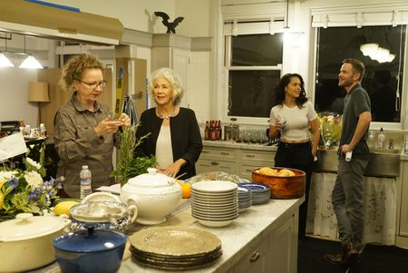 BARBARA BROWN (DIRECTOR), JANE DALY, ALYSSA DIAZ, SHAWN ASHMORE