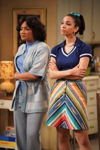 TIFFANY HADDISH, CORINNE FOXX