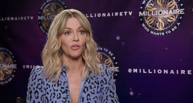 45. Kaitlin Olson, Celebrity Contestant, On the charity she is competing for
