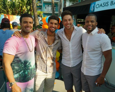 JENCARLOS CANELA, BRYAN CRAIG, LINCOLN YOUNES, CHRIS WARREN