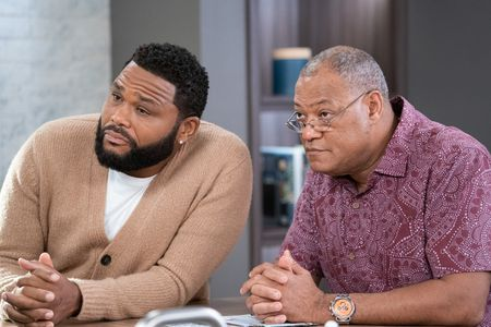 ANTHONY ANDERSON, LAURENCE FISHBURNE