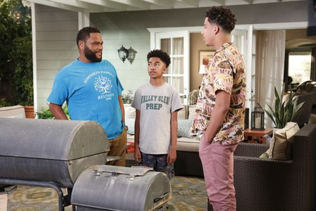 ANTHONY ANDERSON, MILES BROWN, MARCUS SCRIBNER