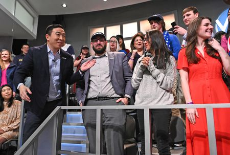 ANDREW YANG, AUDIENCE