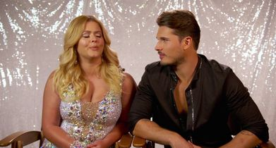 32. Sasha Pieterse & Gleb Savchenko, On why she wanted to be a part of the show