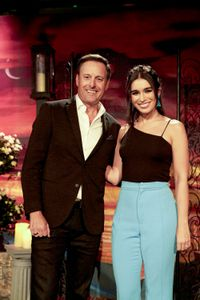 CHRIS HARRISON, ASHLEY IACONETTI HAIBON