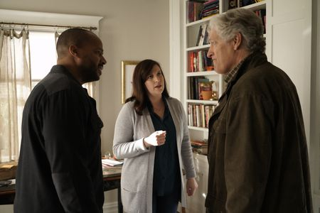 DONALD FAISON, ALLISON TOLMAN, CLANCY BROWN