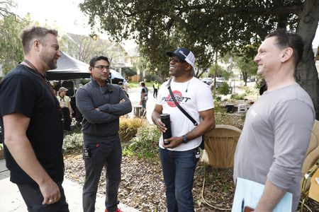 JAY HARRAHAN (DIRECTOR OF PHOTOGRAPHY), T.K. SHOM (ASSISTANT DIRECTOR), MARCUS STOKES (DIRECTOR)
