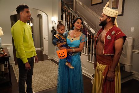 MARCUS SCRIBNER, AUGUST AND BERLIN GROSS, TRACEE ELLIS ROSS, ANTHONY ANDERSON