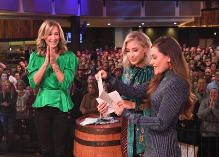 LARA SPENCER, MADDIE AND TAE