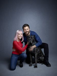 LIZZY GREENE, JAMES RODAY