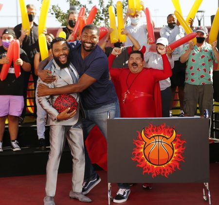 ANTHONY ANDERSON, METTA WORLD PEACE, GUILLERMO RODRIGUEZ