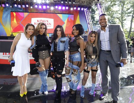 GINGER ZEE, FIFTH HARMONY, MICHAEL STRAHAN
