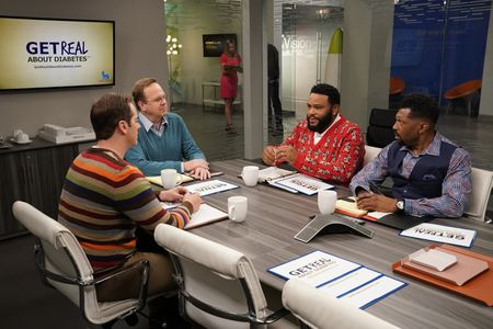 PETER MACKENZIE, ANTHONY ANDERSON, DEON COLE