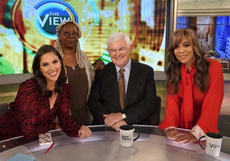 ABBY HUNTSMAN, WHOOPI GOLDBERG, NEWT GINGRICH, SUNNY HOSTIN