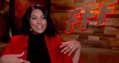03. Ayesha Curry, Executive Producer / Host / Judge, On why viewers will enjoy the show