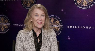 16. Catherine O'Hara, Celebrity Contestant, On her confidence level and her expert