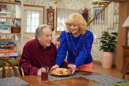 GEORGE SEGAL, WENDI MCLENDON-COVEY