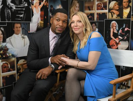MICHAEL STRAHAN, COURTNEY LOVE