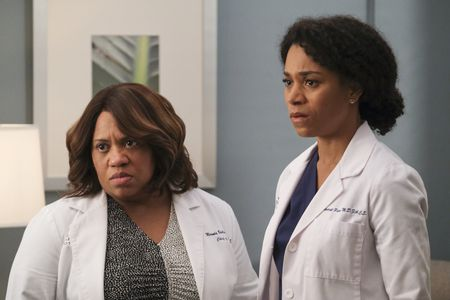CHANDRA WILSON, KELLY MCCREARY