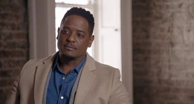 "12. Blair Underwood, ""Owen Hall"" On his character"