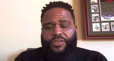 """02.Anthony Anderson, """"Andre 'Dre' Johnson"""", On highlighting social injustice"""