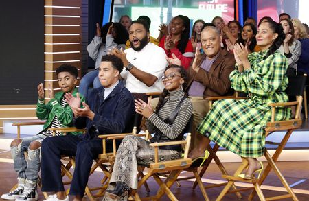 MILES BROWN, MARCUS SCRIBNER, ANTHONY ANDERSON, MARSAI MARTIN, LAURENCE FISHBURNE, TRACEE ELLIS ROSS