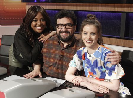 SHERRI SHEPHERD, HORATIO SANZ, GILLIAN JACOBS