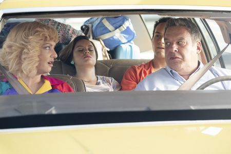 WENDI MCLENDON-COVEY, HAYLEY ORRANTIA, TROY GENTILE, JEFF GARLIN
