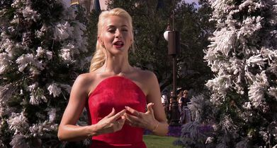06. Julianne Hough, Host, On bringing the celebration to viewers