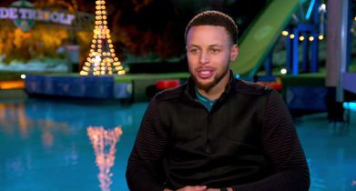 05. Stephen Curry, Club Pro & Executive Producer, On why viewers will enjoy the show