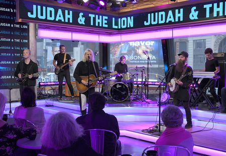 JUDAH THE LION