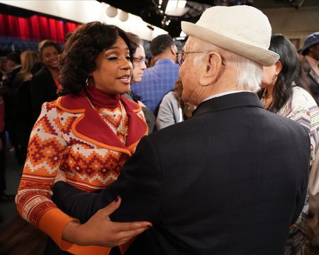 TIFFANY HADDISH, NORMAN LEAR