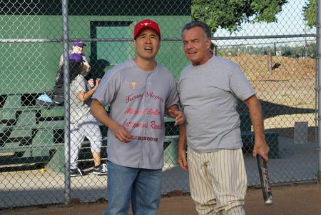 RANDALL PARK, RAY WISE
