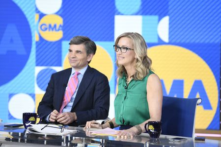 GEORGE STEPHANOPOULOS, LARA SPENCER