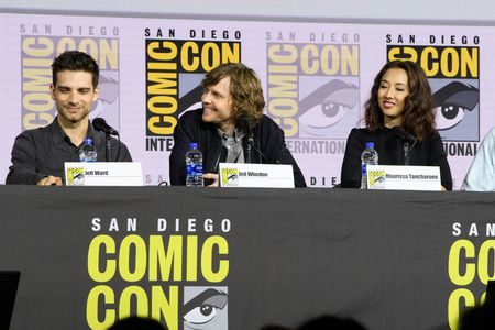 JEFF WARD, JED WHEDON (EXECUTIVE PRODUCER), MAURISSA TANCHAROEN (EXECUTIVE PRODUCER)